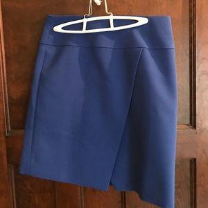 Jcrew Crossover Wrap Skirt